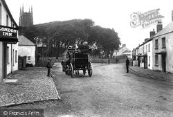 Kilkhampton, Village 1910
