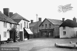 Kilkhampton, Village 1949