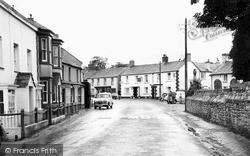Kilkhampton, Village c.1950