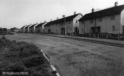Killamarsh, Cherry Tree Drive c.1960