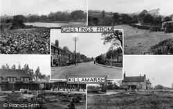 Killamarsh, Composite c.1955