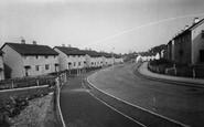 Killamarsh, Delves Road c1960