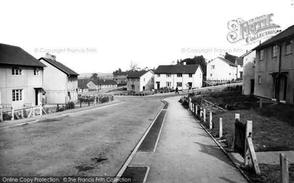 Photo of Killamarsh, Delves Road c.1960