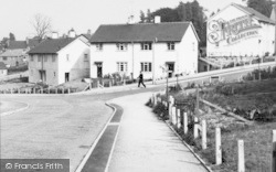 Killamarsh, Delves Road c.1960