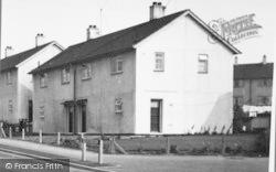 Killamarsh, Houses In Norburn Drive c.1960