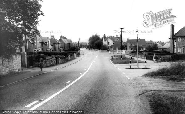 Killamarsh, Main Road c1965