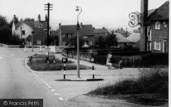 Killamarsh, Main Road, Mother And Child c.1965