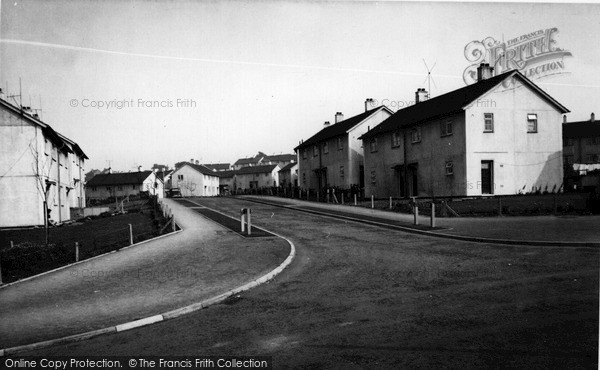 Photo of Killamarsh, Norburn Drive c.1960