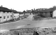 Killamarsh, Orchard Place c1960