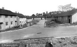 Killamarsh, Orchard Place c.1960