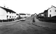 Killamarsh, Rectory Road c1960