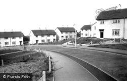 Killamarsh, Rectory Road c.1960