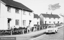 Killamarsh, Rectory Road Residents c.1960