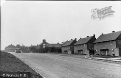 Killamarsh, Rotherham Road c.1955