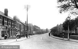 Killamarsh, Sheffield Road c.1955