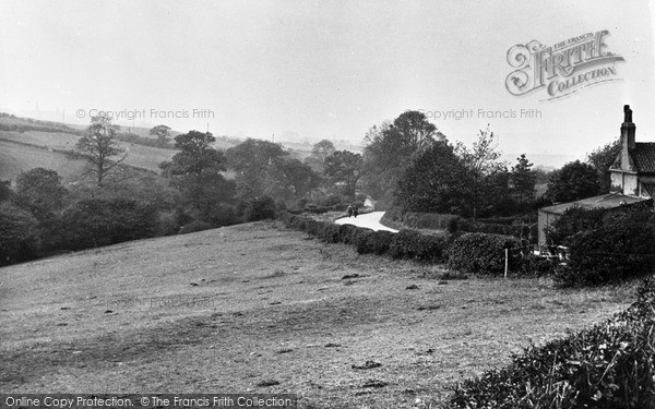 Photo of Killamarsh, Spinkhill Lane c.1955