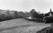 Killamarsh, Spinkhill Lane c1955