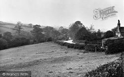 Killamarsh, Spinkhill Lane c.1955