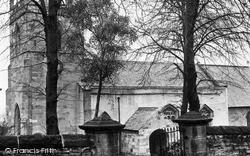 Killamarsh, St Giles' Church c.1955