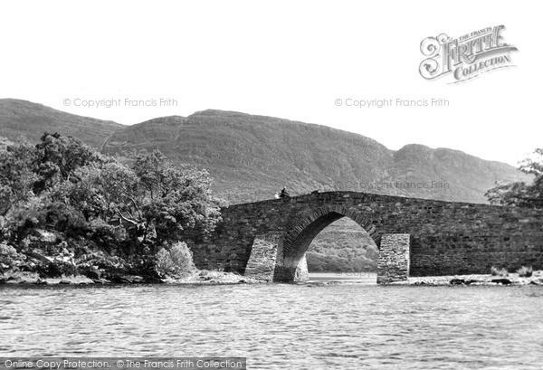 Photo of Killarney, Brickeen Bridge c.1955