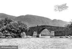 Brickeen Bridge c.1955, Killarney