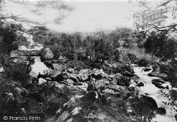Derrycunihy Cascade 1897, Killarney