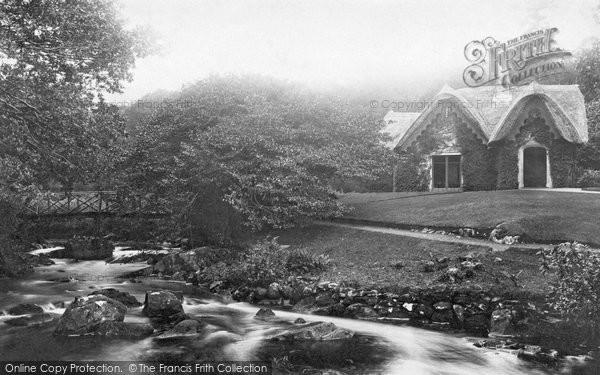 Photo of Killarney, Derrycunihy, Queen's Cottage 1897