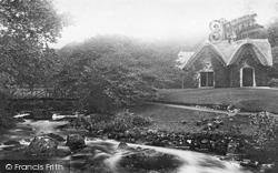 Derrycunihy, Queen's Cottage 1897, Killarney