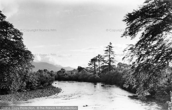 Photo of Killarney, Flesk River c.1955