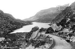 Gap Of Dunloe 1897, Killarney
