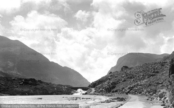 Photo of Killarney, Gap Of Dunloe Road c.1955