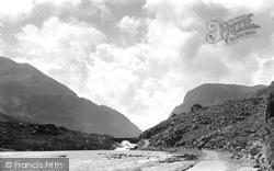 Gap Of Dunloe Road c.1955, Killarney