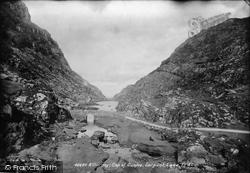 Gap Of Dunloe, Serpent Lake 1897, Killarney