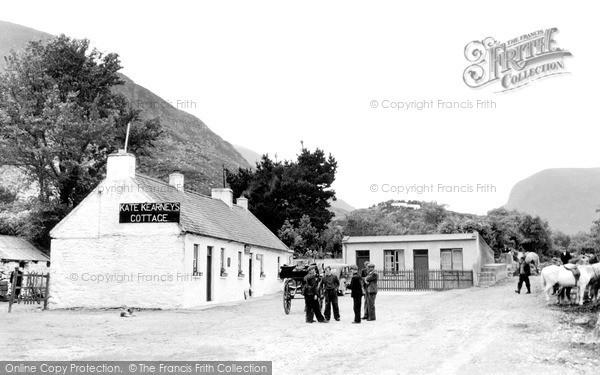 Photo of Killarney, Kate Kearney's Cottage c.1955