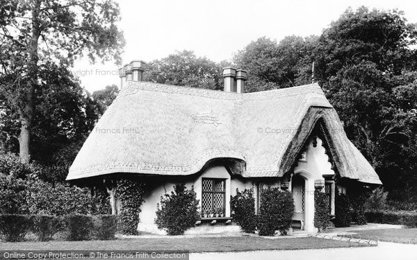Photo of Killarney, Kenmare House Lodge 1897