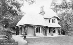Lady Kenmare's Cottage 1897, Killarney