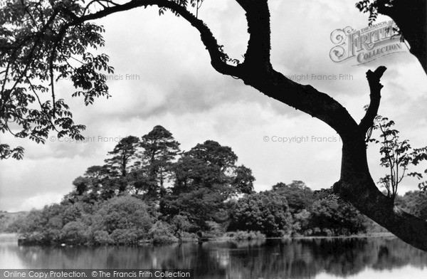 Photo of Killarney, Lower Lake From Ross Island c.1955