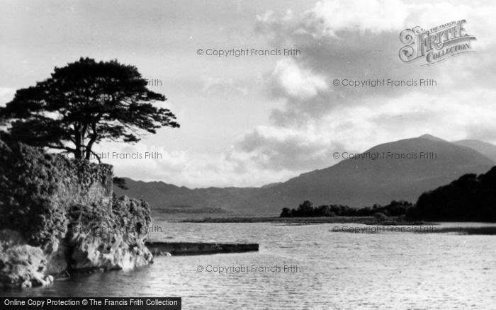 Photo of Killarney, Lower Lake From The Lake Hotel c.1955