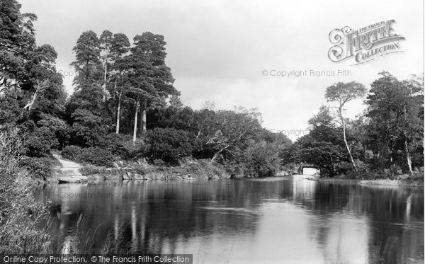 Photo of Killarney, 'meeting Of The Waters', Dinis 1897