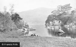 Killarney, Middle Lake And Mangerton Mountains c.1863