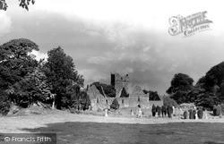 Muckross Abbey c.1955, Killarney