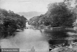 Old Weir Bridge 1897, Killarney