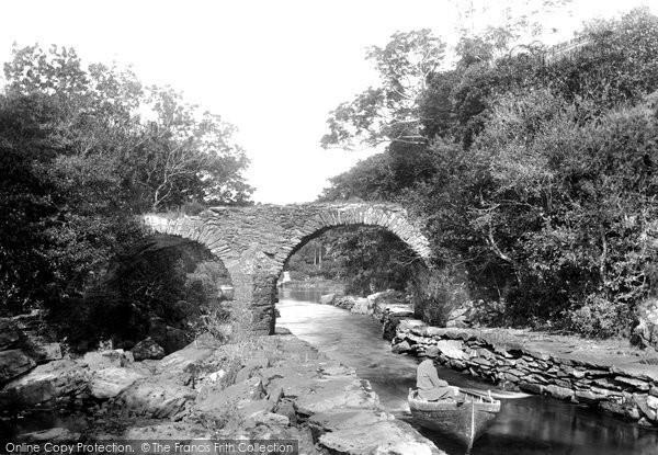 Photo of Killarney, Old Weir Bridge 1897