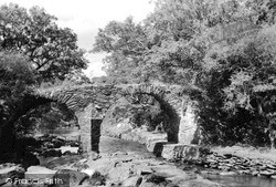 Old Weir Bridge c.1955, Killarney