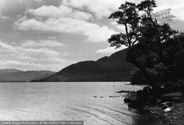 Photo of Killarney, On Innisfallen Island c.1955