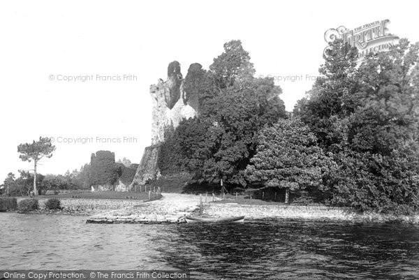 Photo of Killarney, Ross Castle 1897