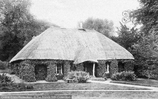 Photo of Killarney, Ross Cottage 1897