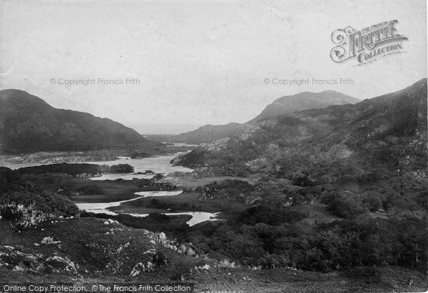 Photo of Killarney, The Lake Country From Kenmare Road 1897