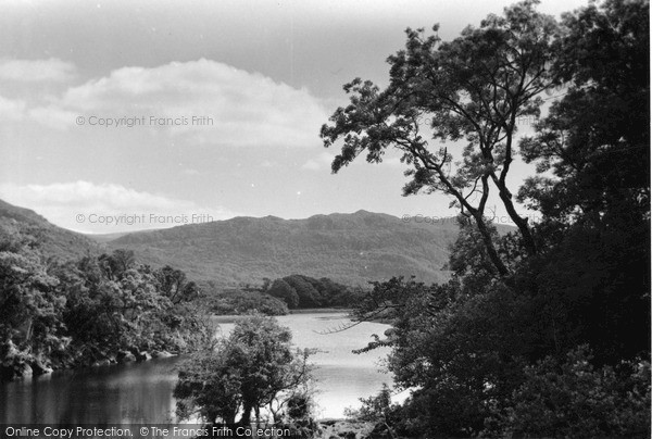 Photo of Killarney, The Meeting Of The Waters c.1955