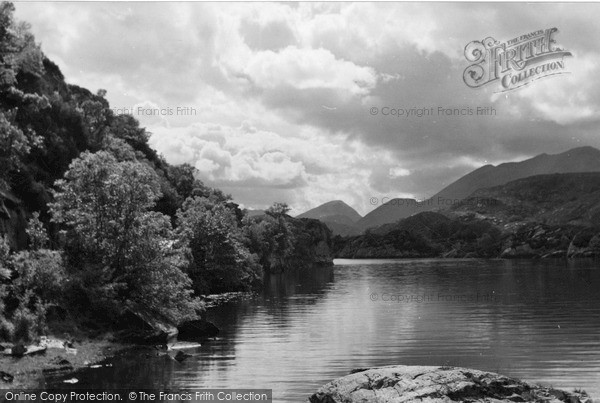 Photo of Killarney, The Upper Lake c.1955